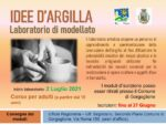 Locandina Corso idee d'argilla (adulti) jpg